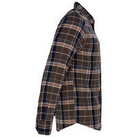 Ashton Men's Slim Fit Shirt -  brown