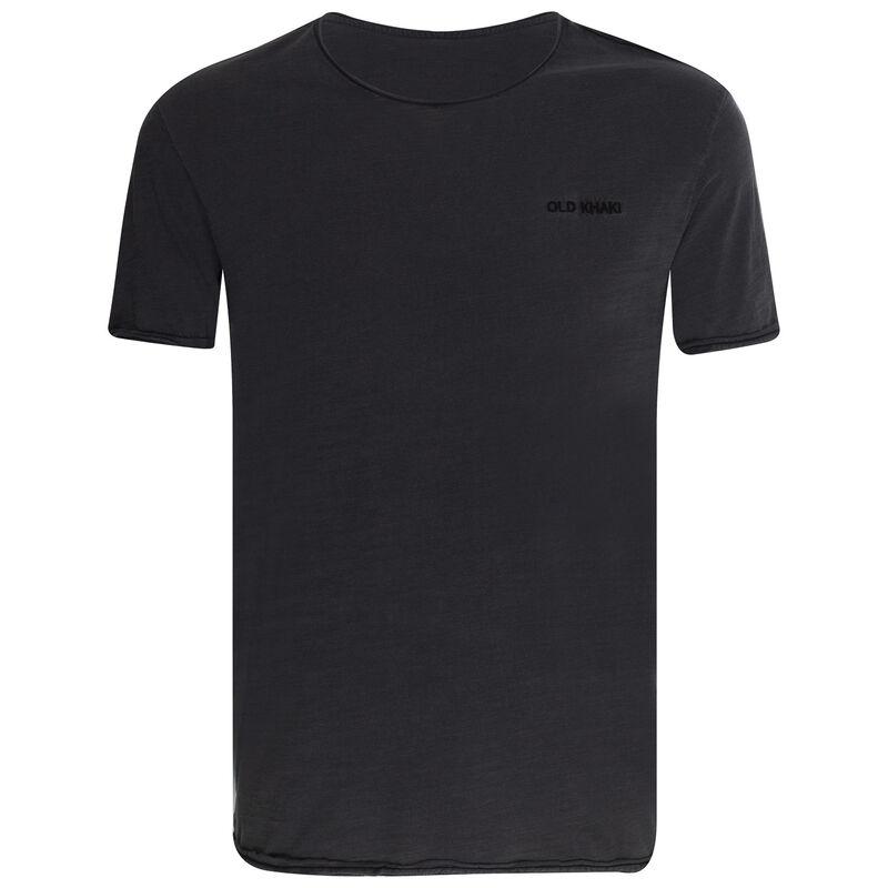 Rex Standard Fit T-Shirt -  charcoal