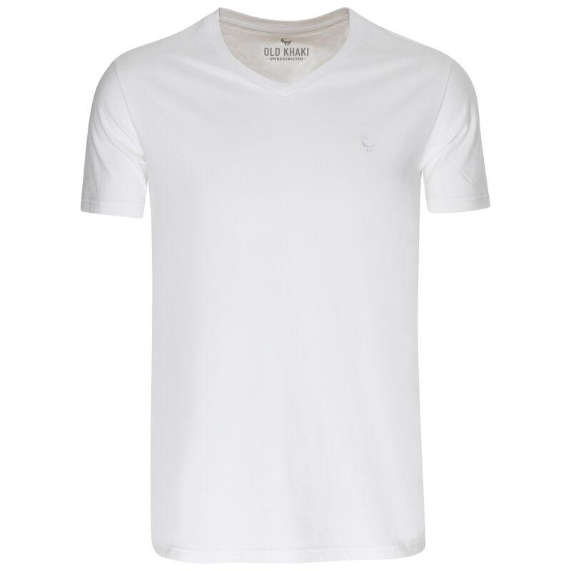 Nico Standard Fit T-Shirt -  white