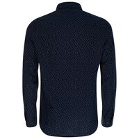 Danie Slim Fit Shirt -  navy