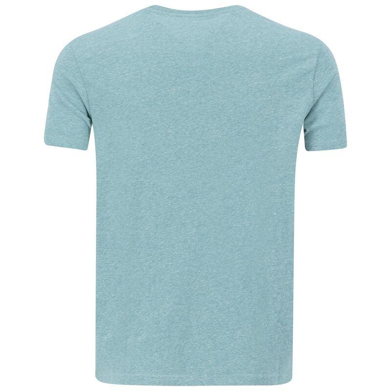 Men's Nathan T-Shirt -  aqua