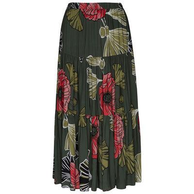 Alisha Tiered Skirt