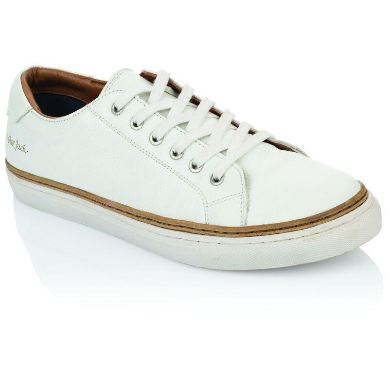Arthur Jack Men's Gavin Sneaker -  white