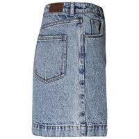 Ash Denim Skirt -  midblue