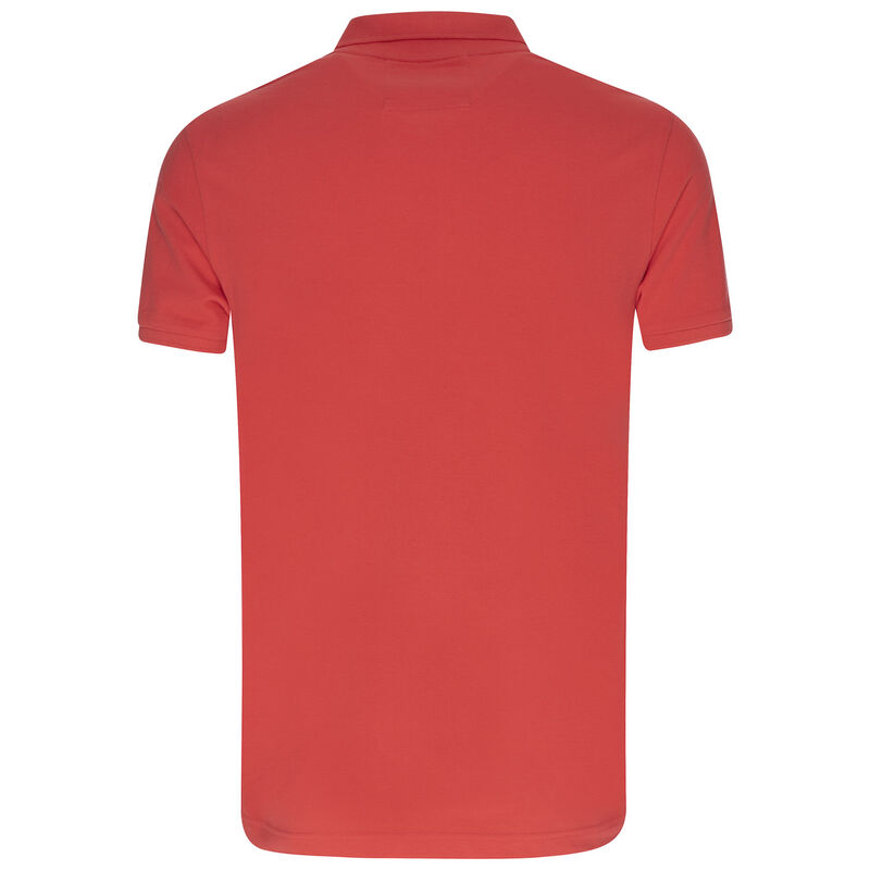 Alex Men's Golfer -  red