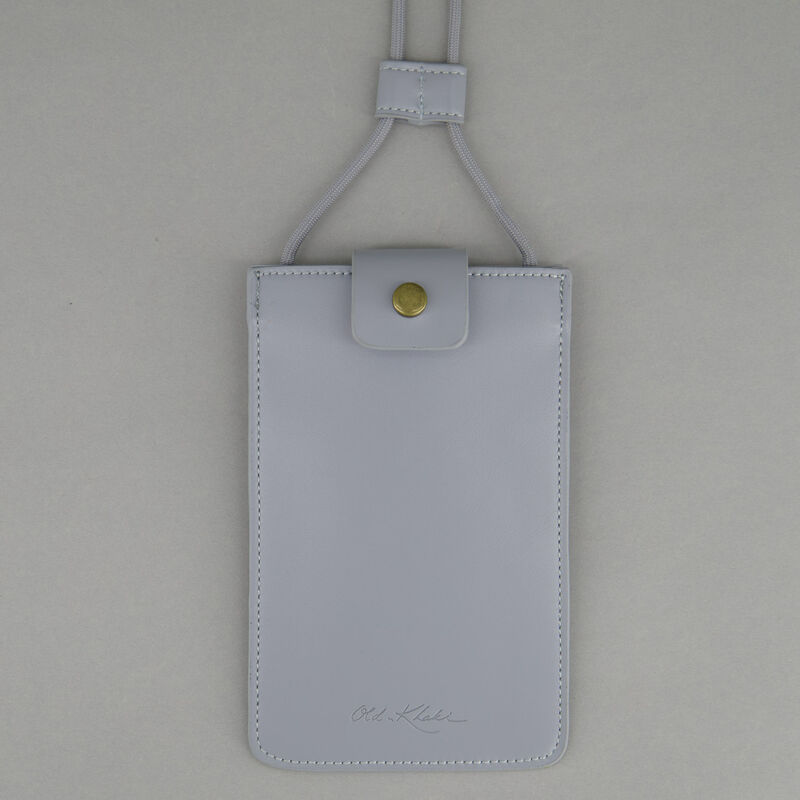 Shea Phone Pouch -  grey