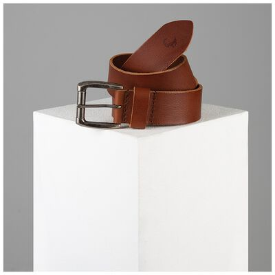 Anson Lived-In Leather Belt