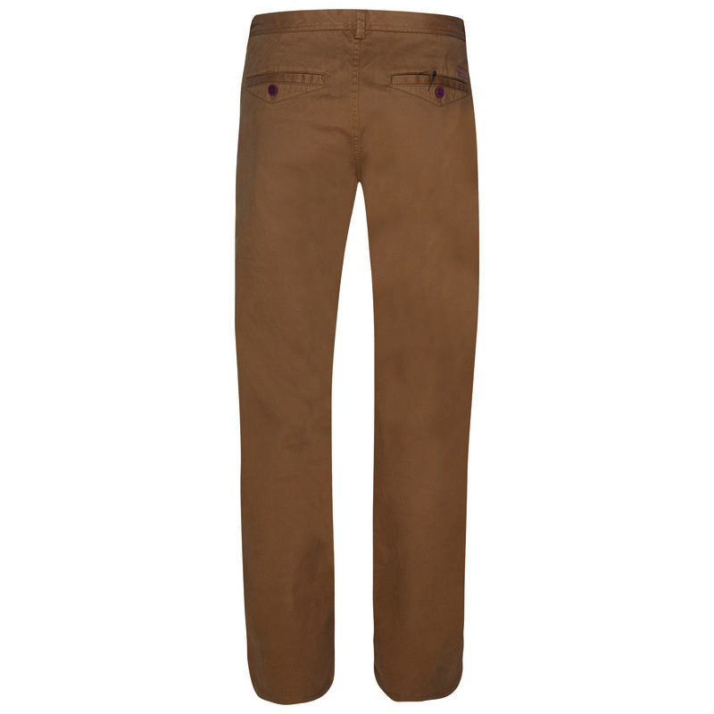 Old Khaki Men's Patrick Straight Leg Chinos -  camel-camel