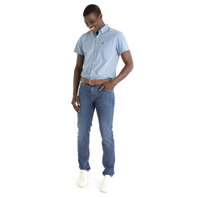 Mayson Men's Narrow Straight Denims