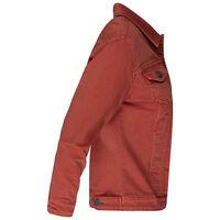 Lee Denim Jacket -  orange