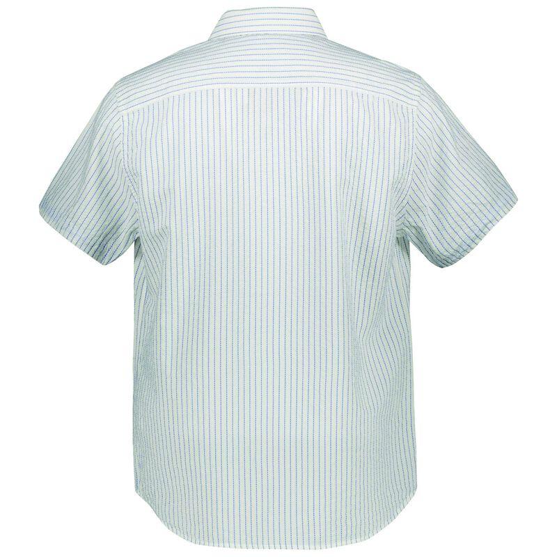 Leno Men's Regular Fit Shirt -  white