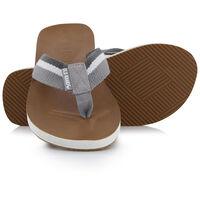 Men's Ari Flip Flop -  grey