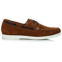 Old Khaki Men's Sammy Shoe -  tan-navy
