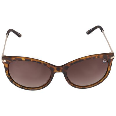 Old Khaki Ladies Polarised Rounded Classic Sunglasses