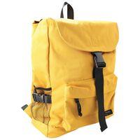 Joe Nylon Backpack -  yellow-black