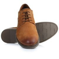 Arthur Jack Men's  Bradford Shoe  -  tan