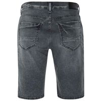 Tendai Denim Shorts -  grey