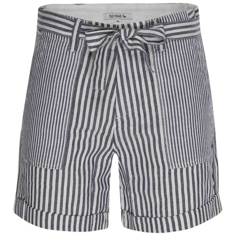 Caily Shorts -  grey-white