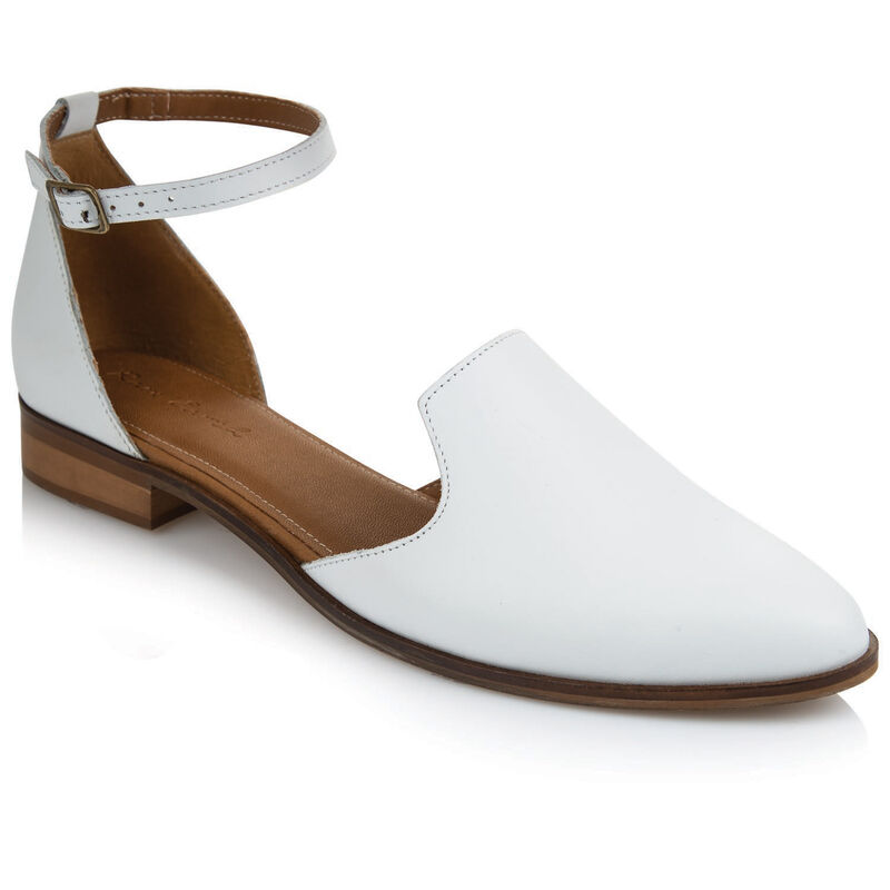 Rare Earth Elise Shoe  -  white