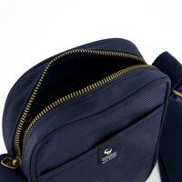 Men's Cairo Retro Cross-Body Bag -  navy-milk