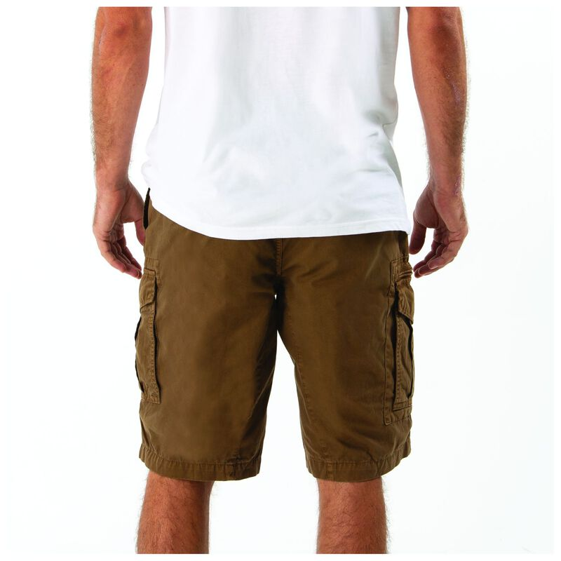 Old Khaki Men's Gabriel Shorts -  brown-brown