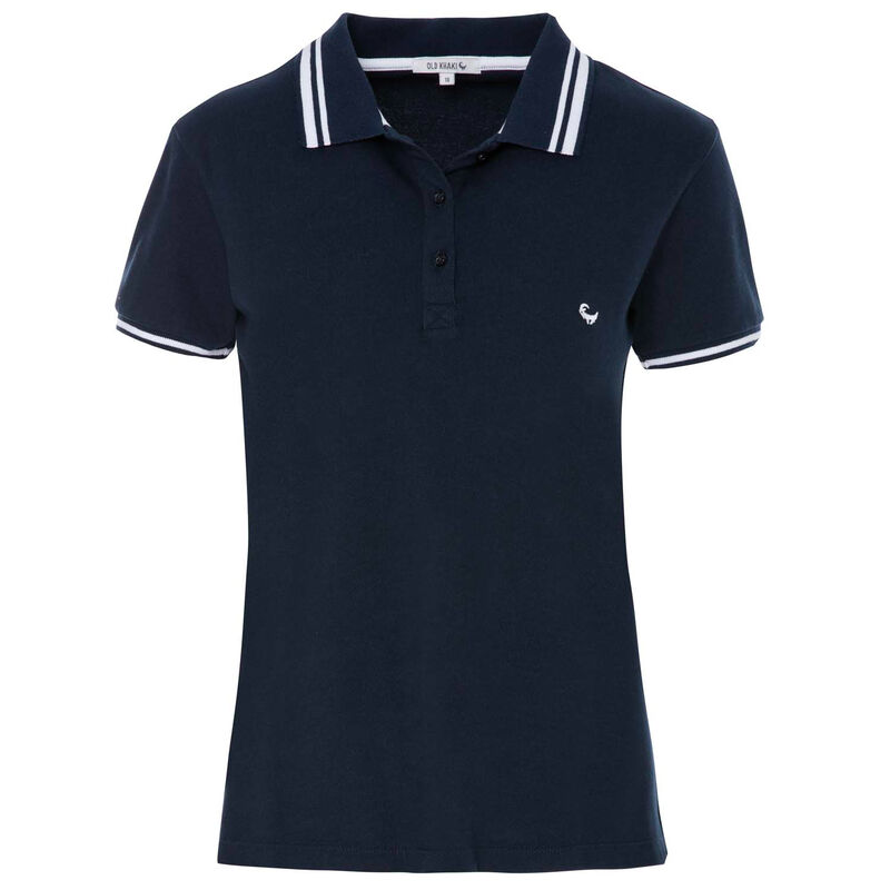 Women's Eve Golfer -  navy-white