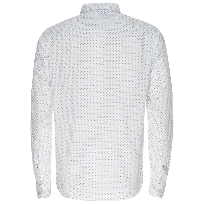 Mitchell Slim Fit Shirt -  white