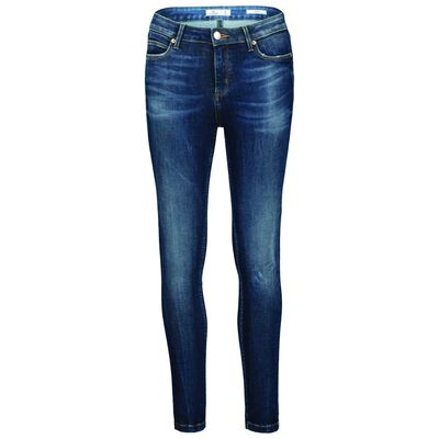 Piper Women's Power Curvy Skinny Denim