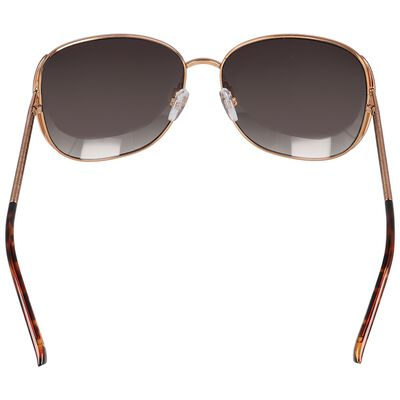 Old Khaki Ladies Metal Square Sunglasses