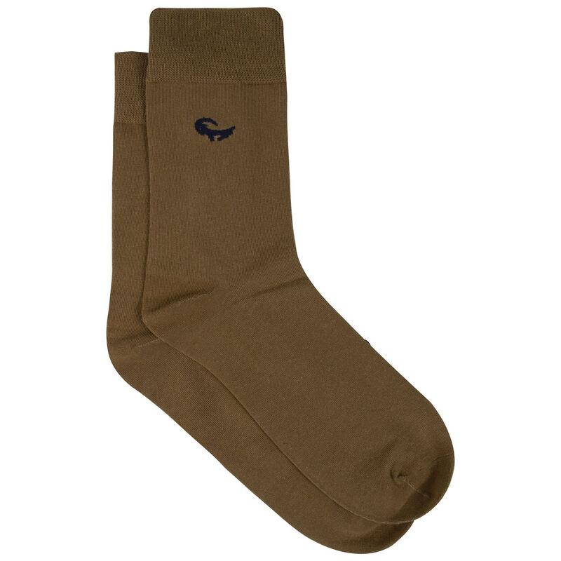 Finn Branded Sock -  olive-navy