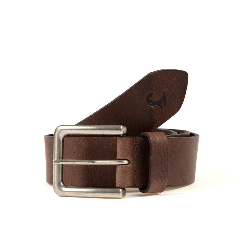 Will Leather Belt -  brown