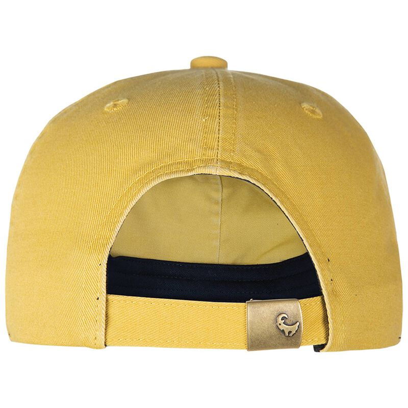 Maxwell Cap -  yellow-black