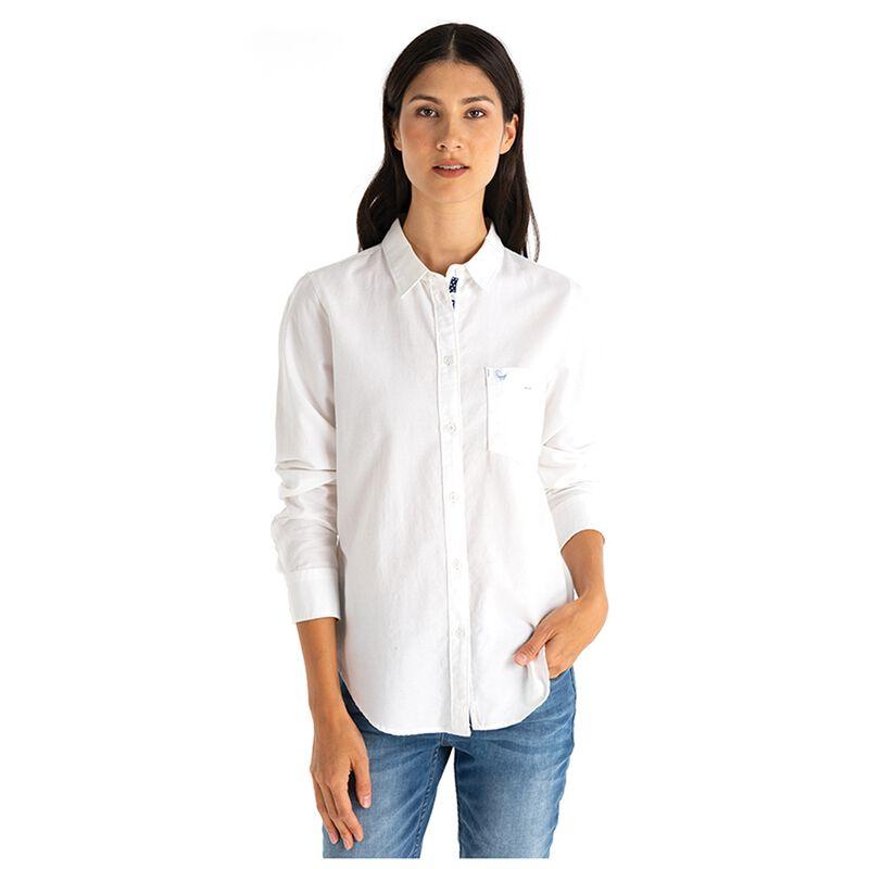 Old Khaki Women's Kathy Shirt  -  white