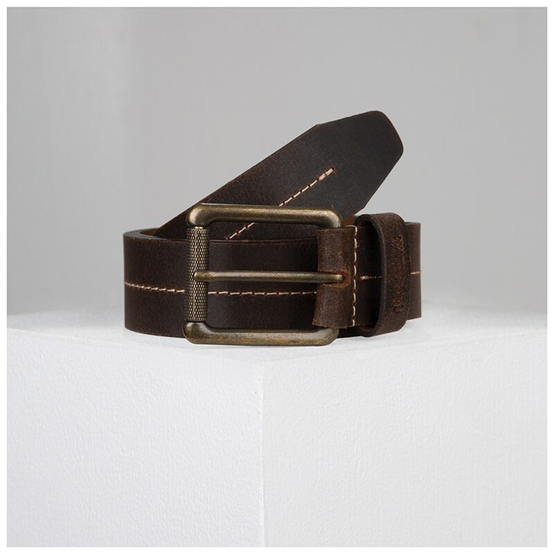 Westin Leather Belt -  brown