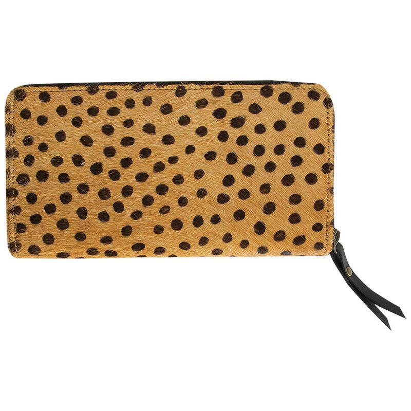 Old Khaki Keira Leather Wallet
