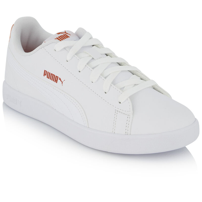 Puma Women's Up Wsn Sneaker -  white-orange