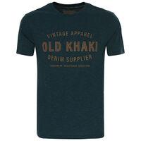 Men's Hyde Standard Fit T-Shirt -  teal