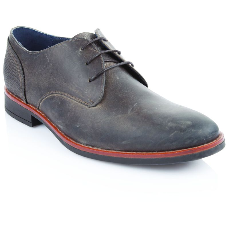 Arthur Jack Men's  Rufus Shoe -  chocolate