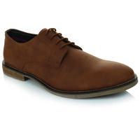 Old Khaki Jeff Shoe  -  rust