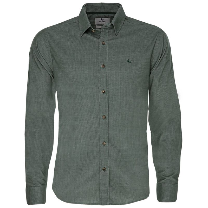 Travis Slim Fit Shirt -  sage