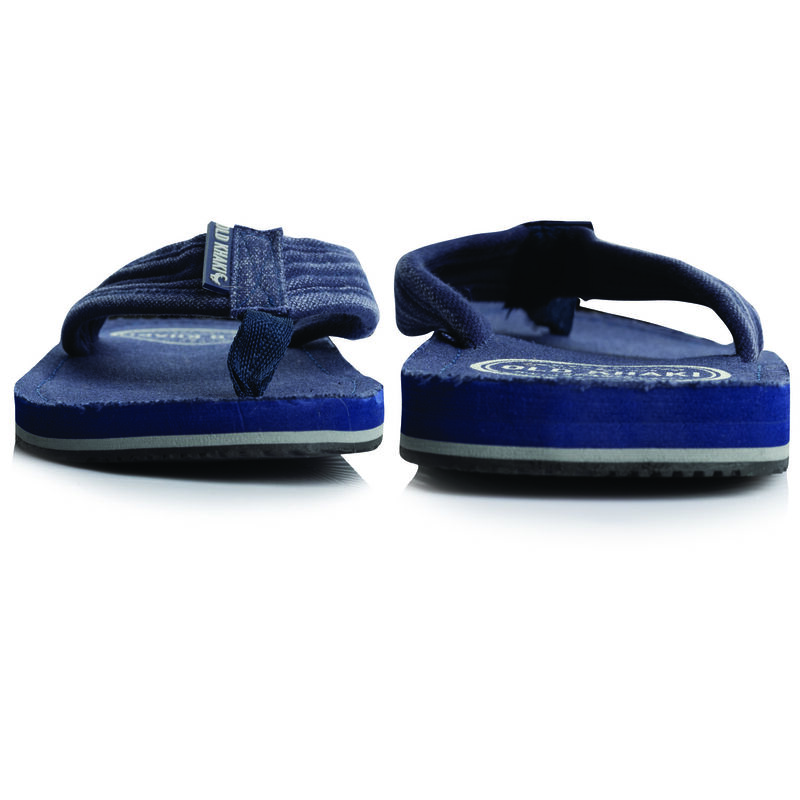 Old Khaki Men's Beachcomber Thong Sandal -  navy-navy