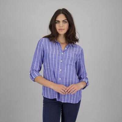 Women's Serena Front-Tie Shirt
