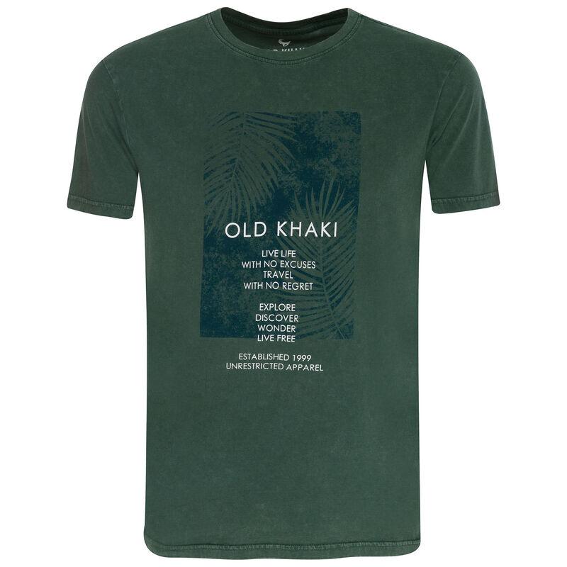 Jeff T-Shirt -  emerald