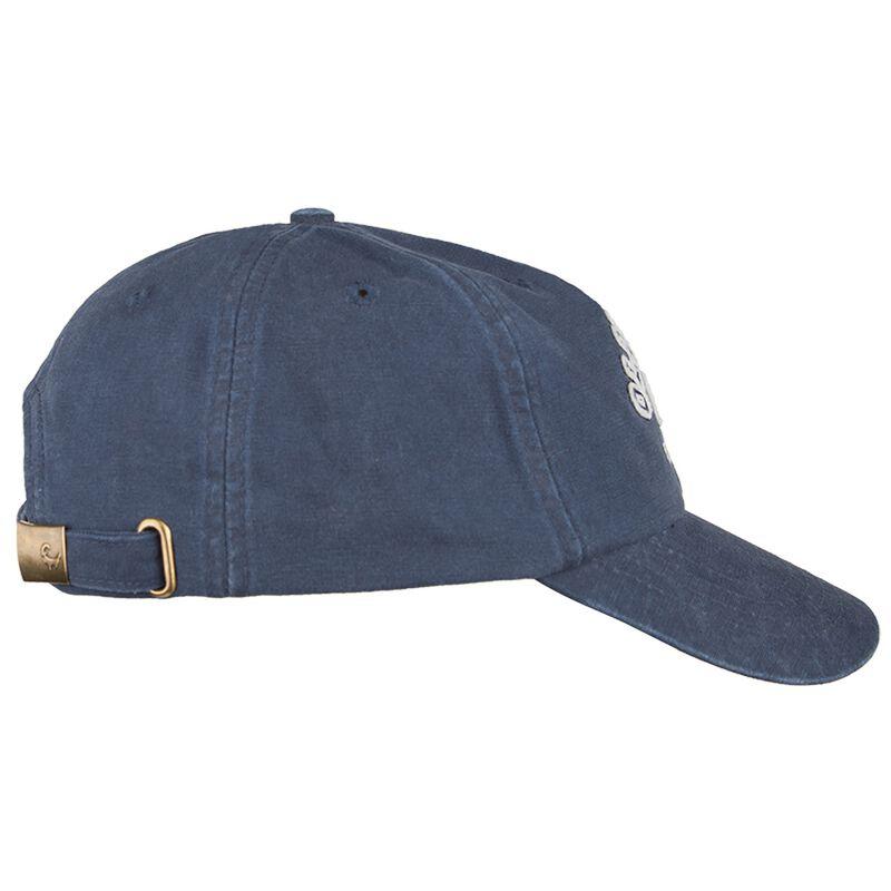 Gavin Branded Cap -  navy