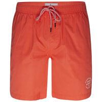 Bash Swim Shorts -  red