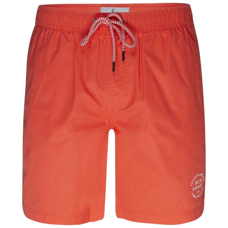 Bash Swim Shorts -  red