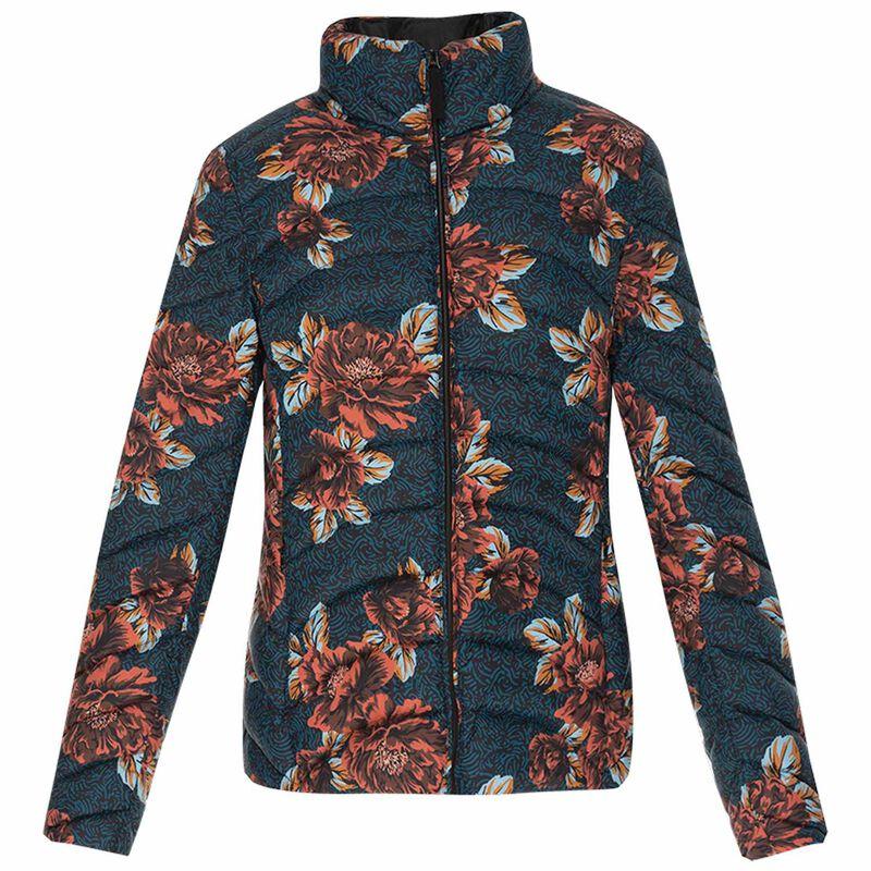 Christie Women's Down Jacket -  blue-assorted