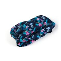 Tropical Women's Multi-Scarf -  navy-assorted