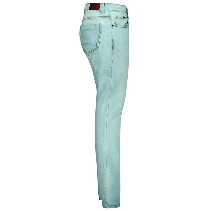 Mayson 40 Men's Narrow Straight Denim  -  lightblue
