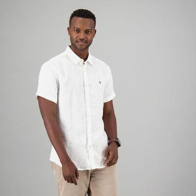 Men's Laz Linen Shirt